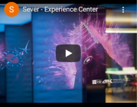 Sever experience Center